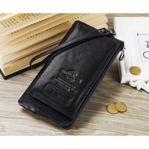 Купить мужской кошелек из натуральной кожи