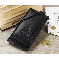 Купить мужской кошелек из натуральной кожи, фото 1