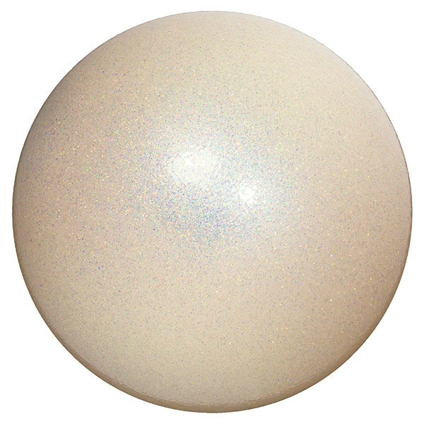 Мяч Chacott ORIGINAL Jewelry цвет: 501.Pearl / Мяч Ювелирный (185 мм)