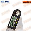 Угломер (транспортир, малка) Shahe 5422-200 (200мм), фото 3