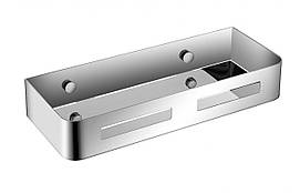 Полиця пряма для ванної Yacore BS2409, нержавіюча сталь