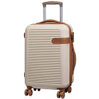 Чемодан IT Luggage VALIANT/Cream S Маленький