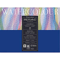 Альбом для акварели Fabriano А5 20л 200г/м2 Watercolor среднее зерно склейка 8001348173502