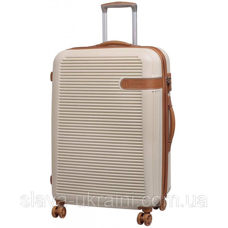 Валіза IT Luggage VALIANT/Cream M Середній