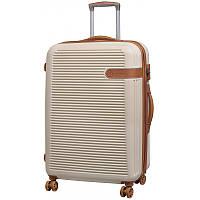 Чемодан IT Luggage VALIANT/Cream M Средний