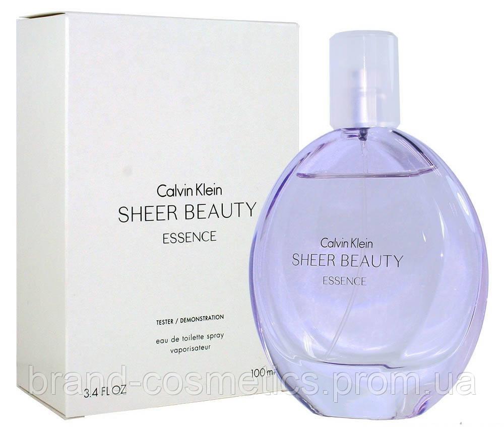 Calvin Klein Sheer Beauty Essence 100 мл TESTER женский