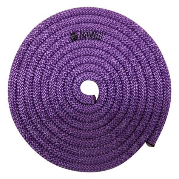 Скакалка гимнастическая PASTORELLI NEW ORLEANS / F.I.G. Approved / 3м / Цвет: Lilac