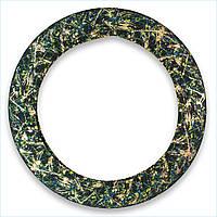 Чехол для обруча Chacott ORIGINAL HOOP CASE / 536.Leafe Green / 65-75 см.