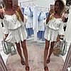 Платье женское на завязках