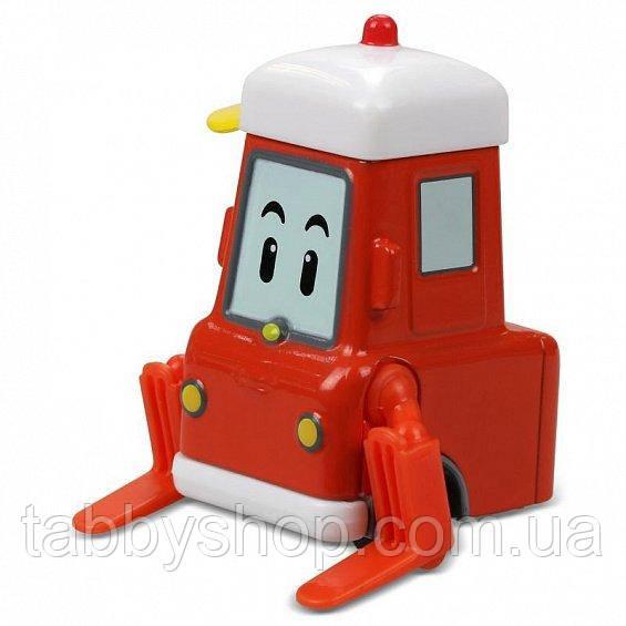 Металлическа машинка Robocar Poli Лифти