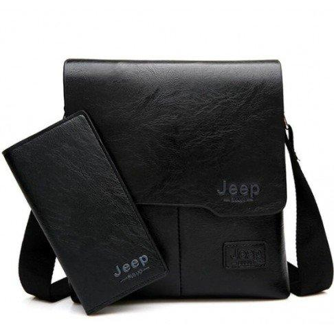 Мужская сумка и кошелек