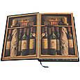 """Книга в кожаном переплете """"Полное руководство по изготовлению алкоголя"""", фото 6"""
