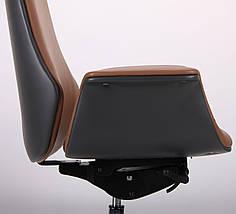 Кресло Bernard HB Brown/Dark Grey TM AMF, фото 3
