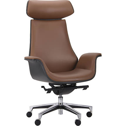 Кресло Bernard HB Brown/Dark Grey TM AMF, фото 2