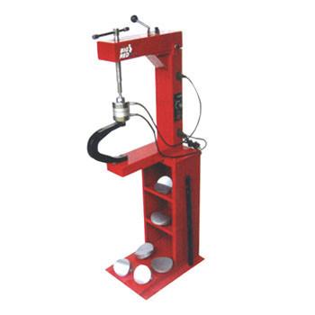 Вулканизатор c винтовым прижимом TRAD004