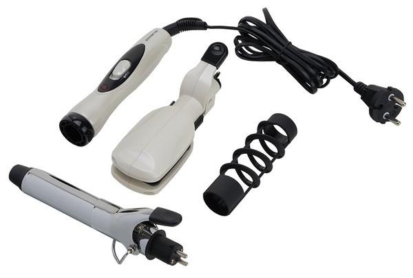 Набор для укладки волос Polaris PHS 2058KTi PearlBlack