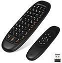 Аэромышь с клавиатурой Air Mouse C120 English Black, фото 3