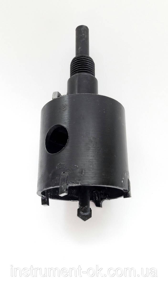 Сверло корончатое по бетону d 45 мм Светловодск