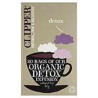 Чай травяной органический Detox Clipper, 20п.х2г