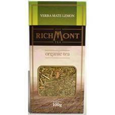 Чай-мате органический с лимоном Richmont, 100г
