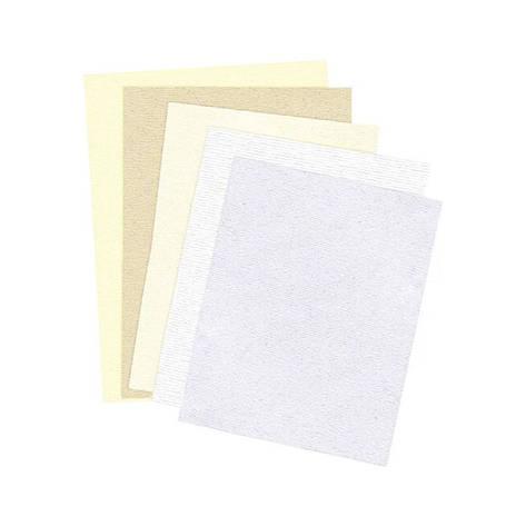 Бумага для пастели B2 50.5x72 см Brizzatto neve белый с ворсинками 160г/м2 среднее зерно 48230649813, фото 2