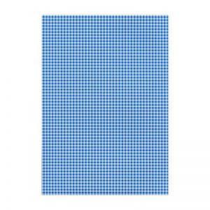 Бумага с рисунком Heyda Клеточкадвусторонняя Синяя 21x31см 200г/м2 4005329746253, фото 2