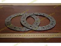 Ремкомплект диска сцепления Ваз 2108 2109 21099 (накладки сцепления сверленые+заклепки) 2 шт