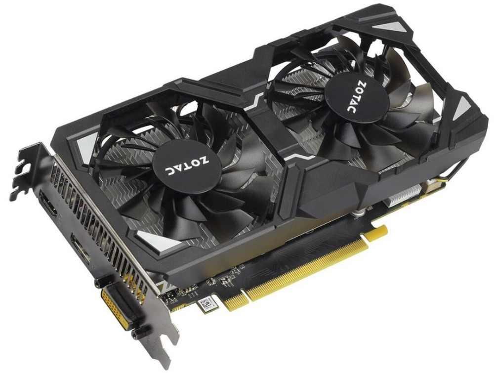 Zotac  GeForce GTX1060  3Gb DDR5 Гарантия 3 мес.