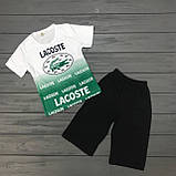 Комплект Футболка и шорты  для мальчиков оптом р.1-8 лет, фото 2