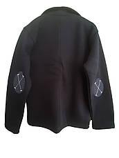 Школьный детский пиджак для мальчика 128, фото 2