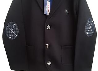Школьный детский пиджак для мальчика 128, фото 3