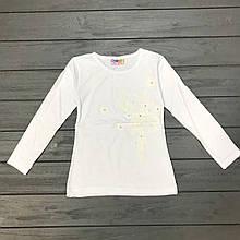 Детская одежда оптом Блуза для девочек нарядная оптом р.5-6-7 лет