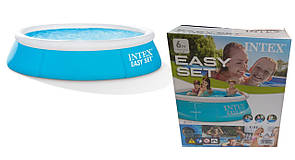 Надувной бассейн Intex 28101 Easy Set 183*51 см