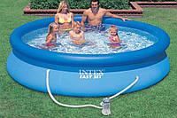 Надувной бассейн Easy Set 396*84 см, фильтр-насос 28142