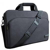 Сумка для ноутбука Grand-X SB-128 14'' Black Ripstop Nylon (SB-128)