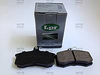 Тормозные колодки передние LPR 05P288 на ВАЗ 2108-099, 2110-12, 1117-19, 2170-72, фото 1
