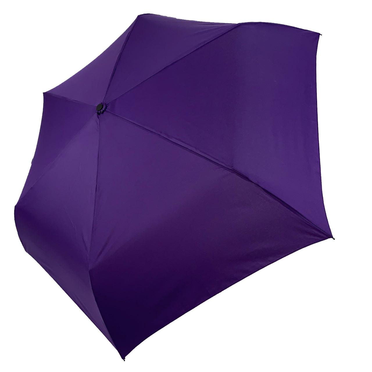 Детский механический зонт-карандаш SL, фиолетовый цвет,  SL488-3