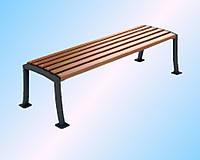 Парковые скамейки, модель Модерн 13
