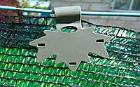 Клипса для крепления затеняющей сетки, фото 1