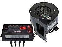 Polster C-11 Автоматика для котла + Вентилятор для котла Nowosolar NWS-75, фото 1