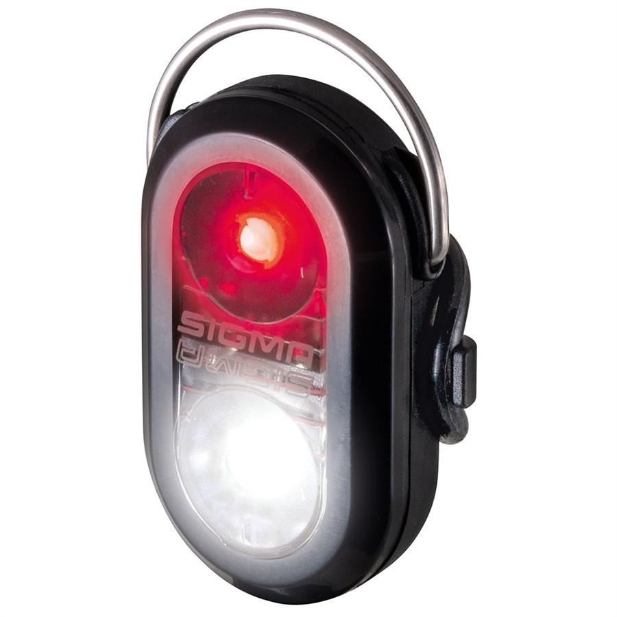 Задній ліхтар Sigma Sport MICRODUO BLACK