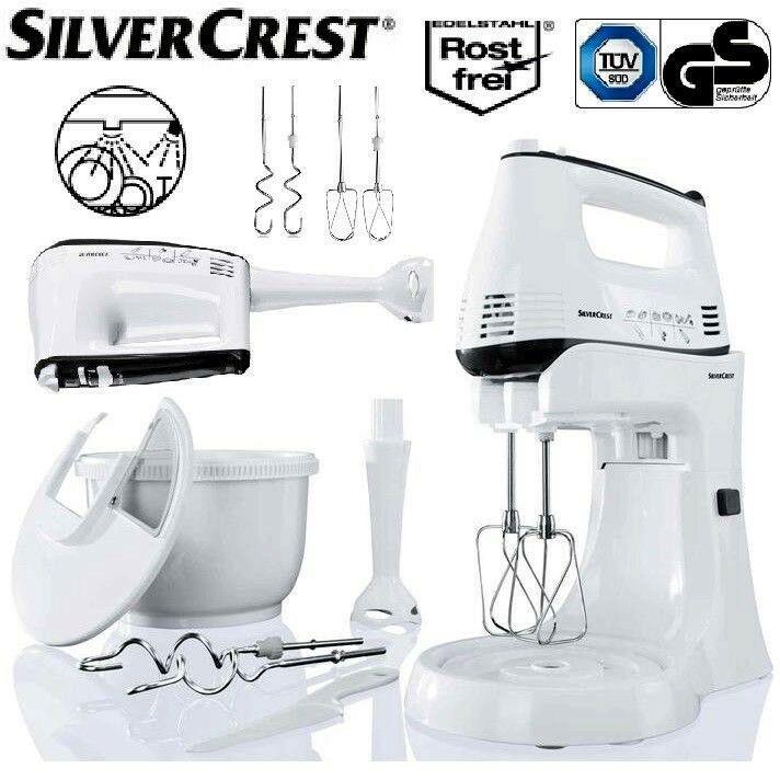 Кухонный миксер SilverCrest SHMS 300 B1