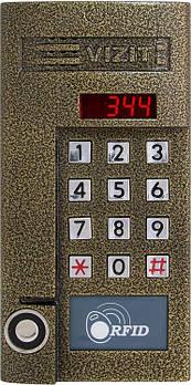 Блок вызова Vizit БВД-344R