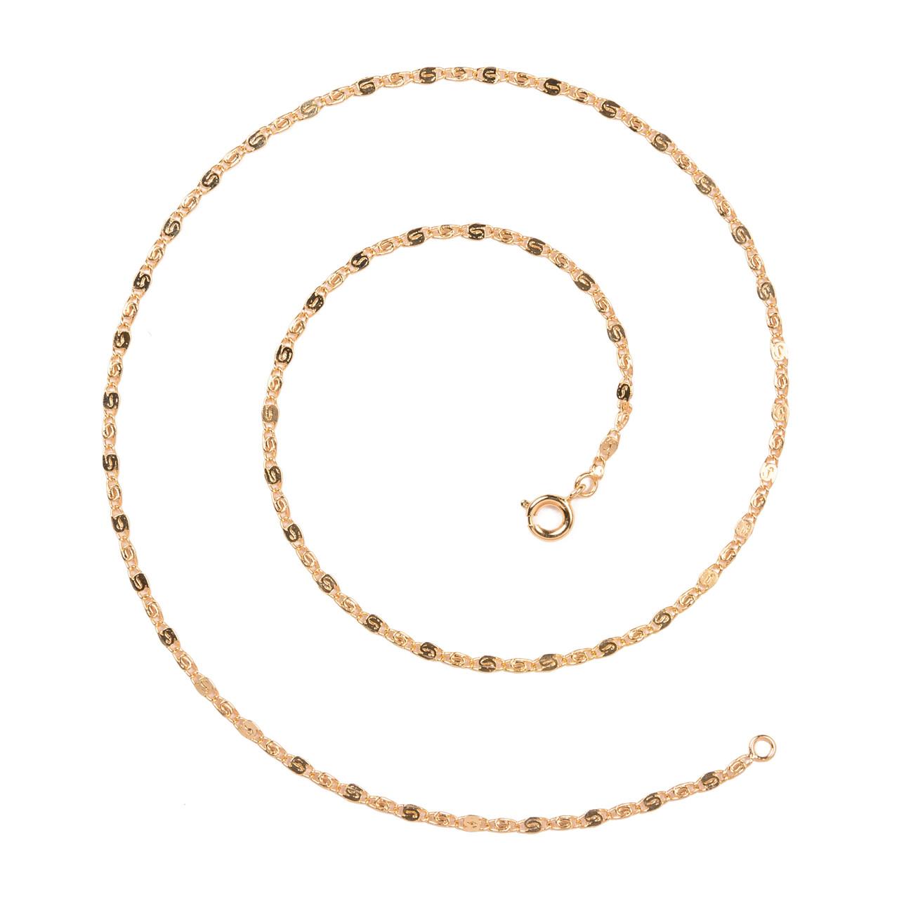 Цепочка Bristoff с позолотой 45 см (iw26341309)