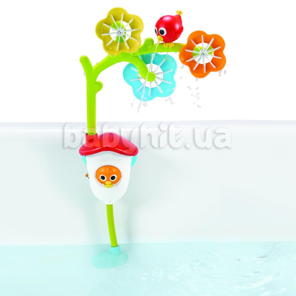 Игрушка для ванной Yookidoo Волшебное дерево