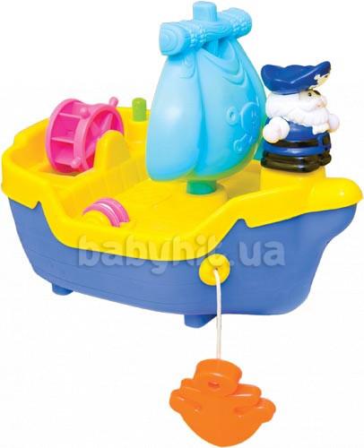 Игрушка для ванной B kids  Судно пирата