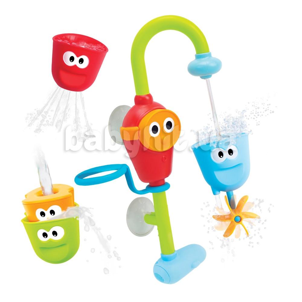 Іграшка для ванної Yookidoo Чарівний кран