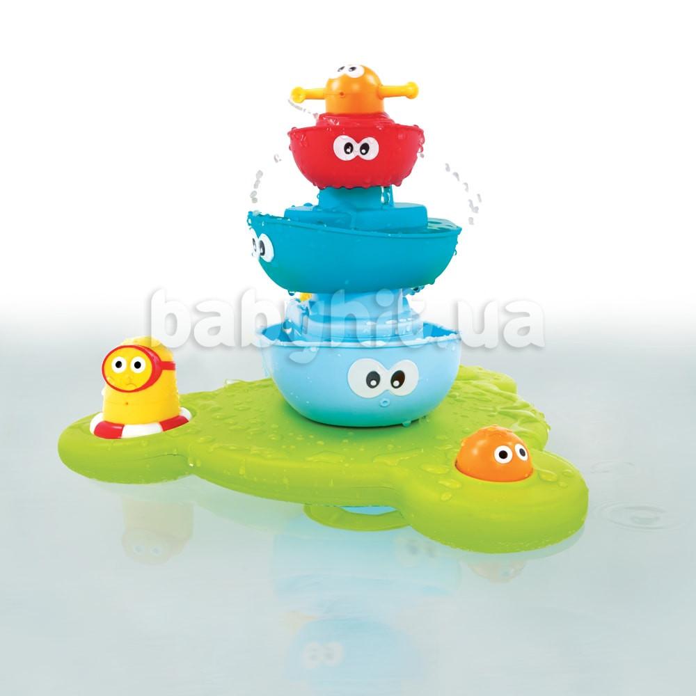Игрушка для ванной Yookidoo Веселый фонтан