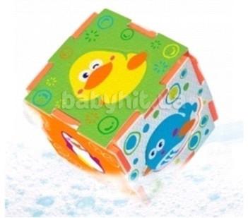 Игрушка для ванной B kids Мягкие пазлы