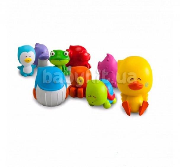 Набор игрушек для ванной B kids Веселые друзья